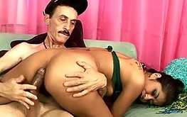 This latina babe knows how to delight my sex needs